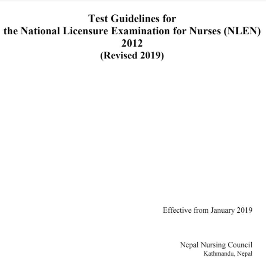 Nursing Syllabus Archives | Medicospace com