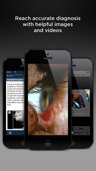 Merck Manual Mobile application