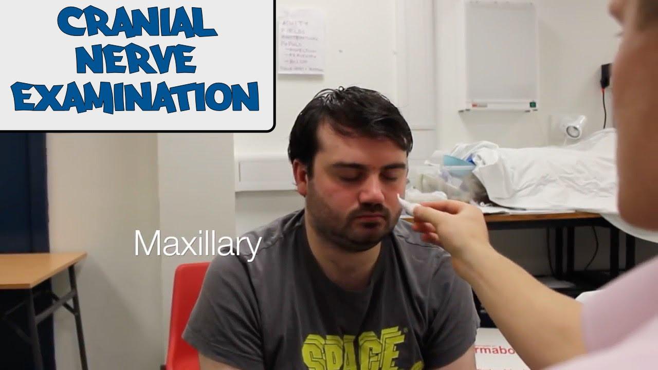 Cranial Nerve Examination|OSCE Video