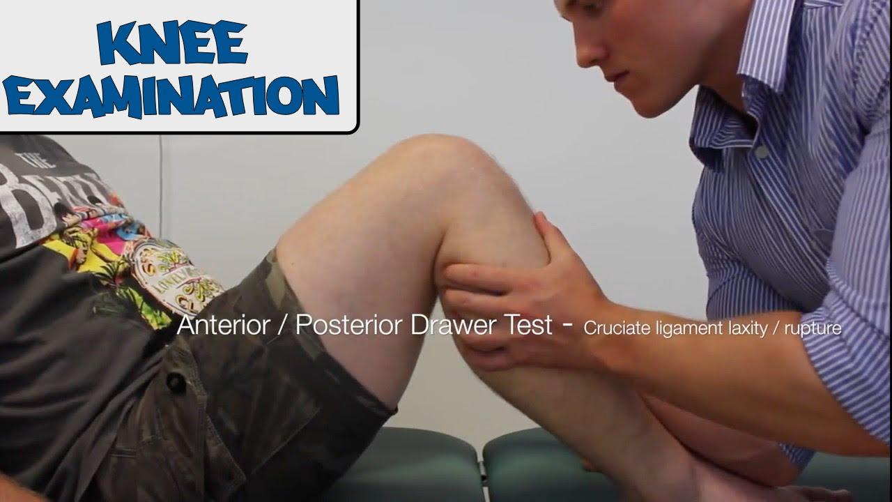 Knee Examination |OSCE GUide