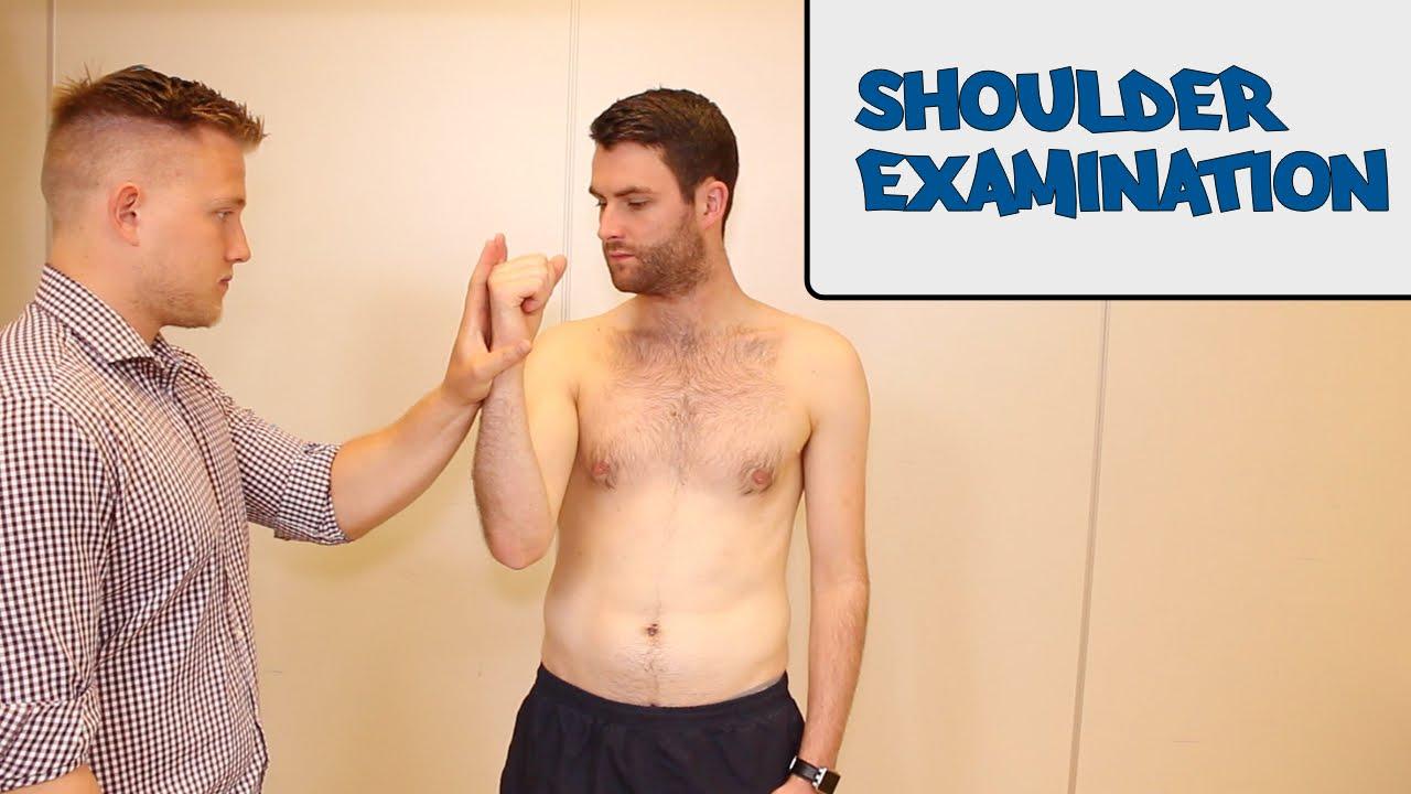 OSCEE Guide for Upper limb examination videos