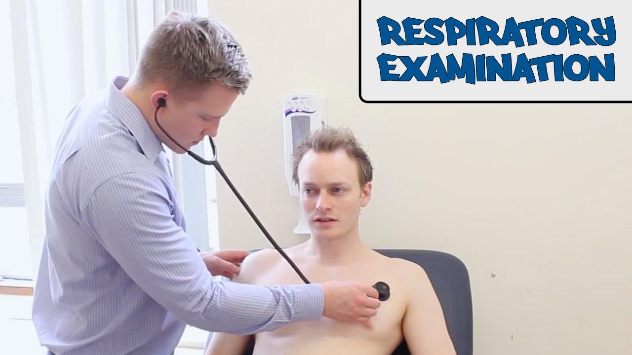 respiratory examination osce gui
