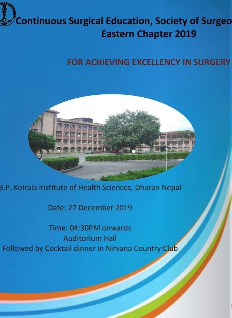 CME society of surgeon DEC–27 2019