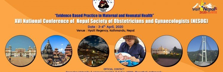 XVI Congress Of Nepal Society Of Obstetricians And Gynecologists