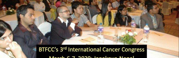 BTFCC's 3rd International Cancer Congress