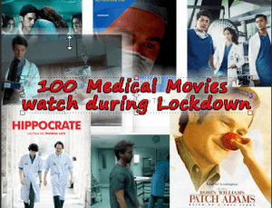 100 Medical Movies watch during Lock down Part 1