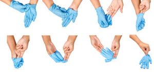 HOW TO SAFELY PUT ON PPE - N95 MASK AND GOWN WITH GLOVES