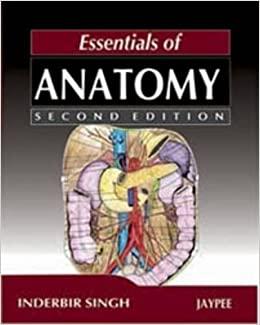 Indrabir Singh Essential of anatomy Second Editions Ebook Download