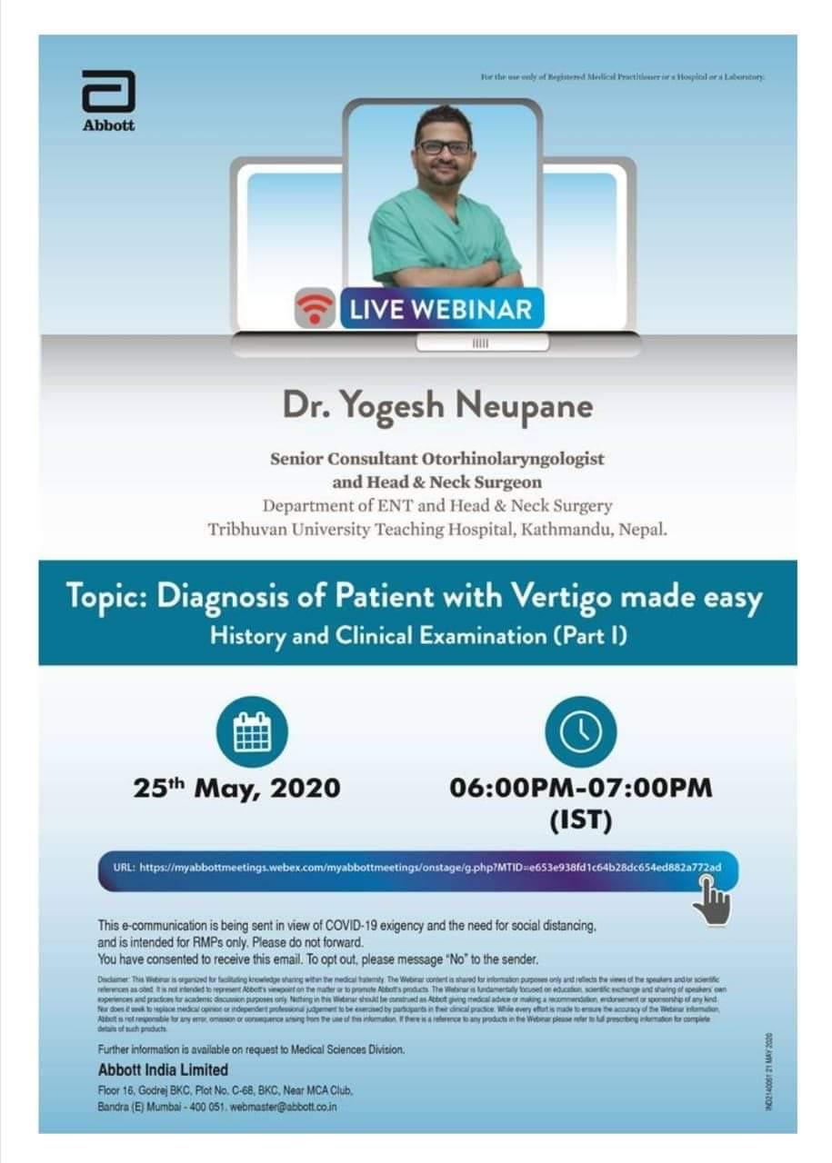 Vertigo dr yogesh