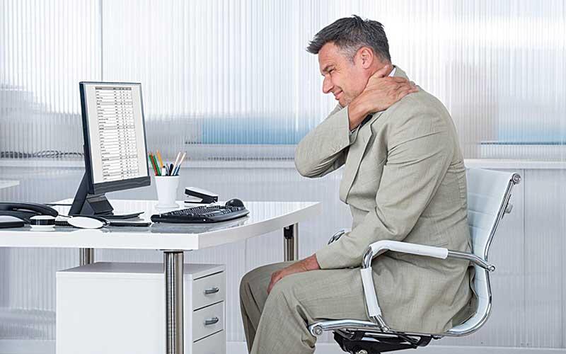 ergonomics physiotherapist