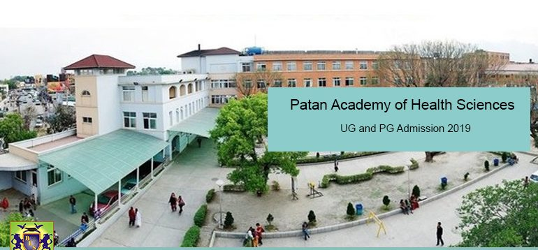 Doctor jobs Vacancy at Patan Academy of Health Sciences PAHS
